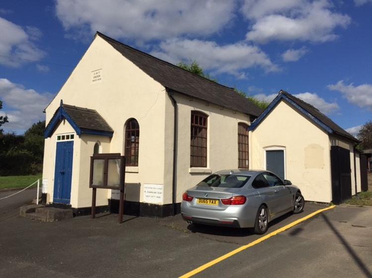 Commercial Development In Bretby Stanhope Bretby Methodist - Cool cars bretby