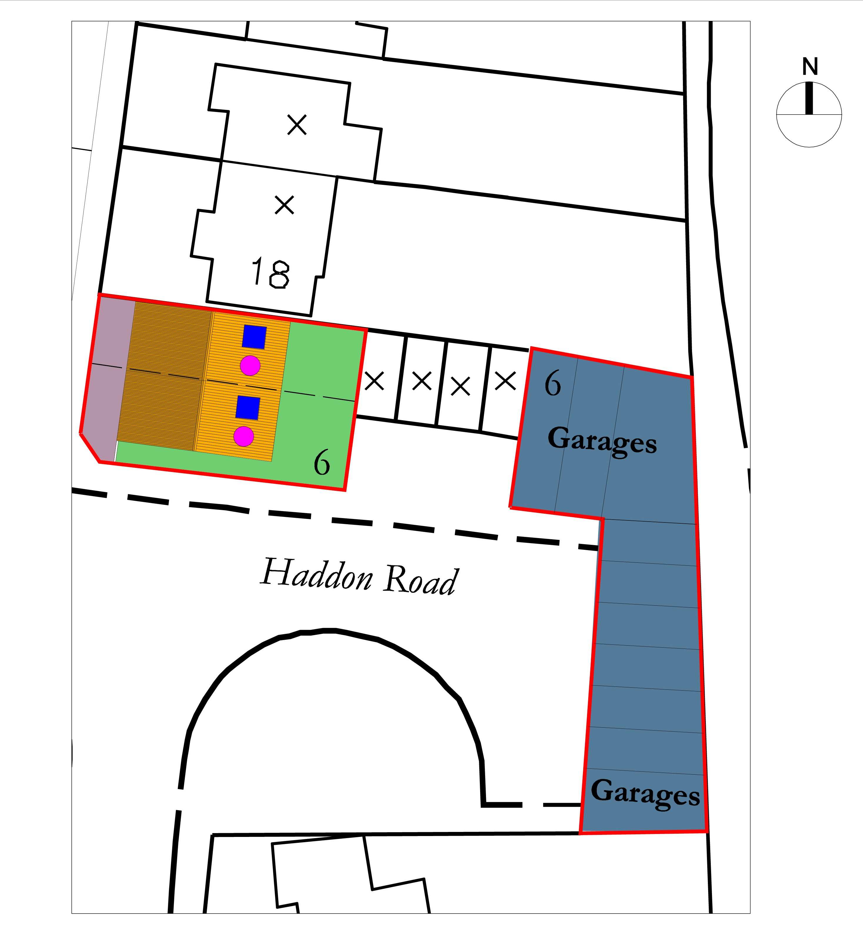Two Small Parcels of Land