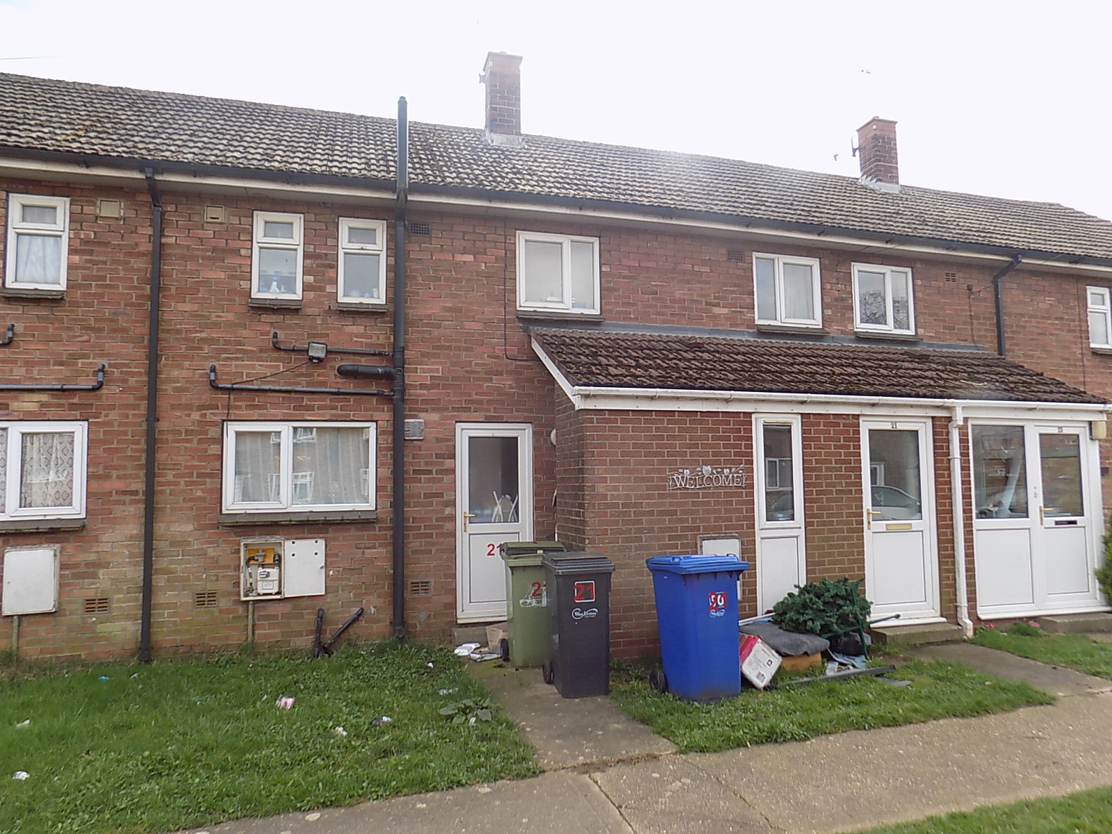 Three Bedroom Townhouse in Lincolnshire