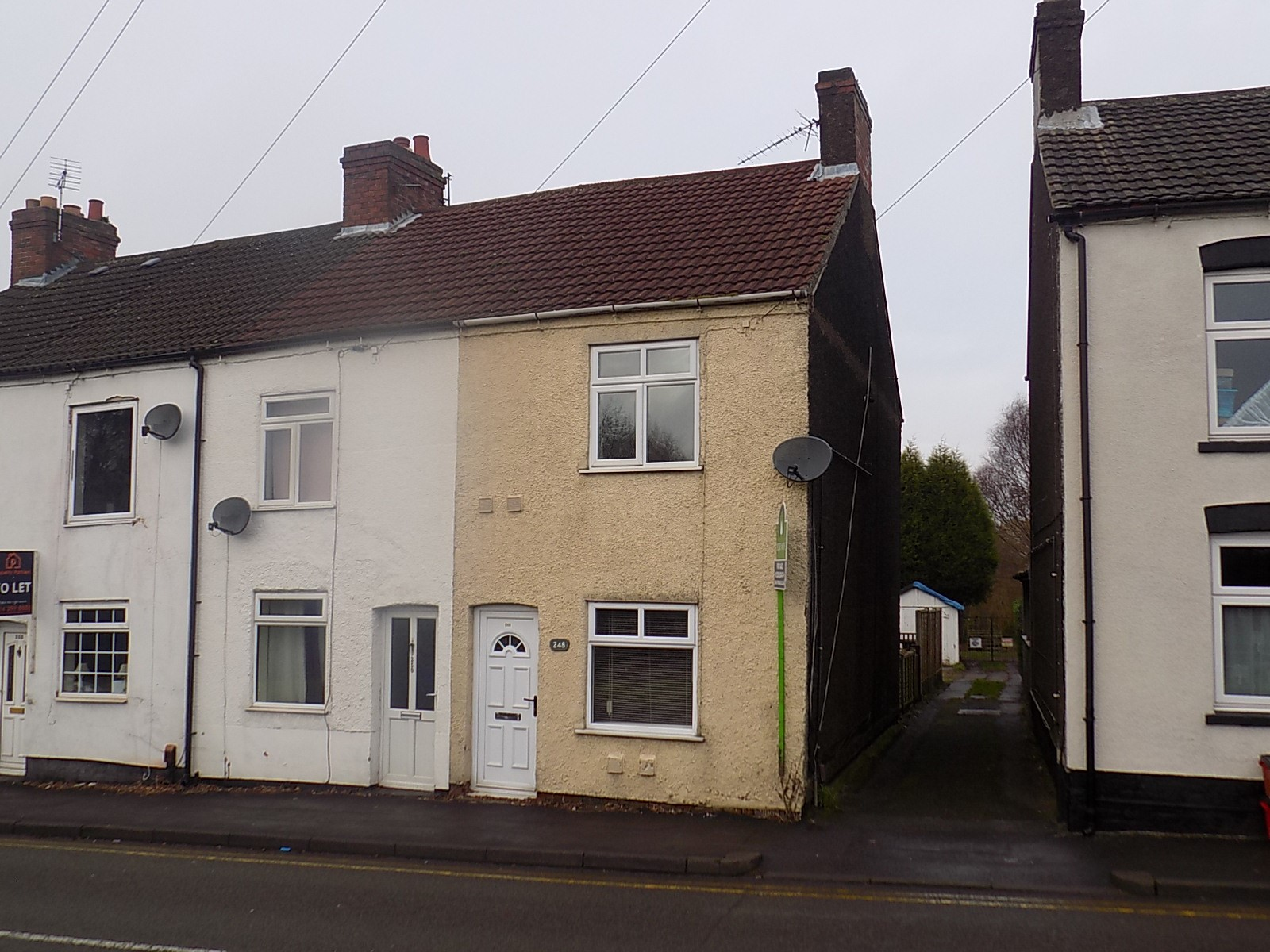 end of terrace house in coalville 248 hermitage road sdl auctions