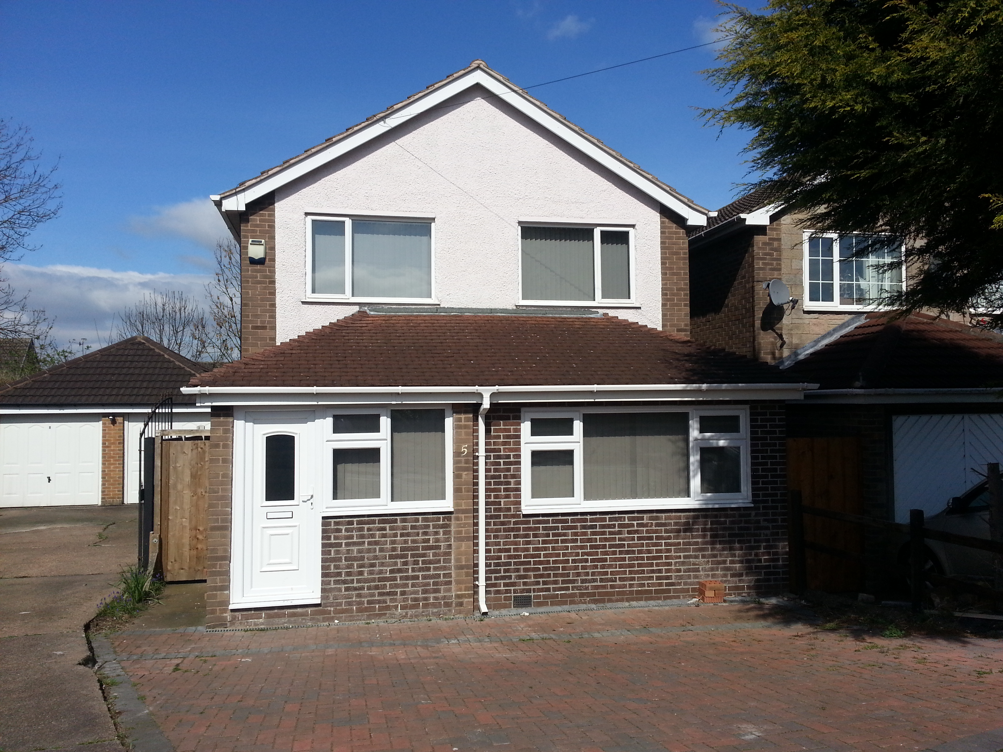 Detached House In Nottingham 5 Tricornia Drive Sdl