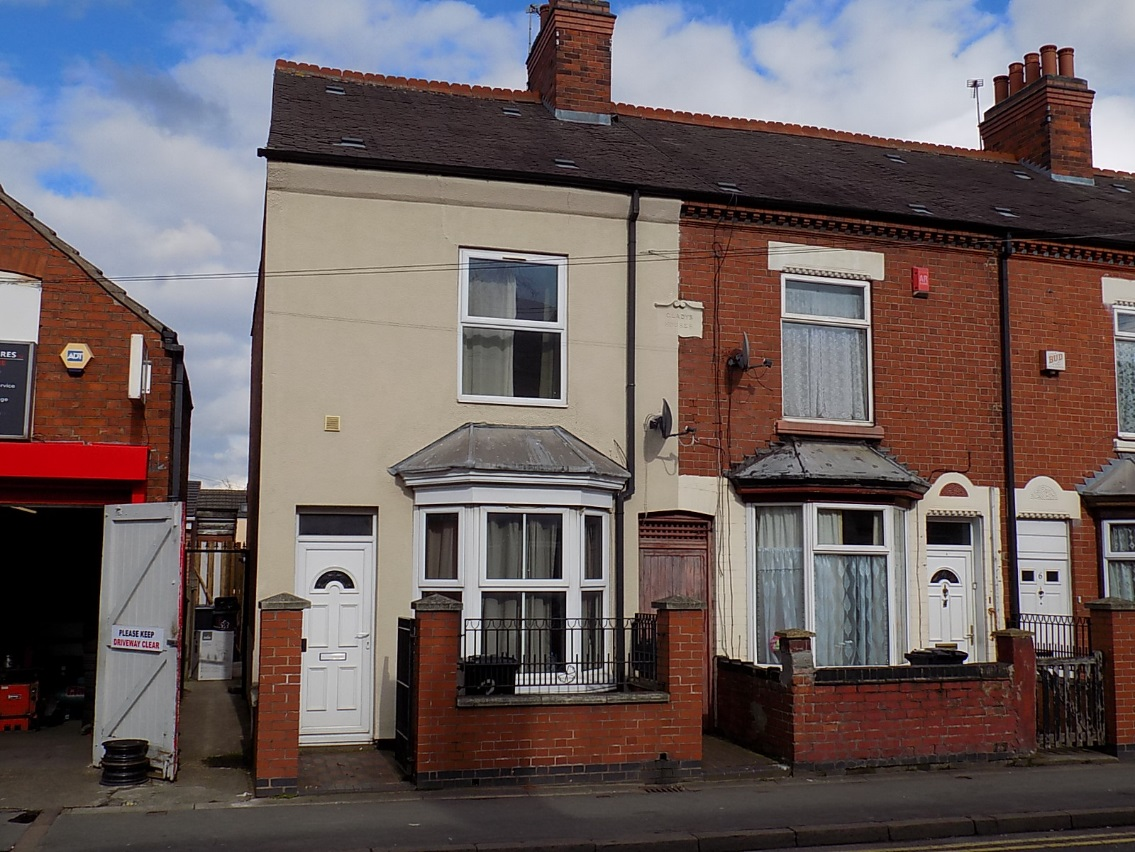 End of terrace house in leicester 2 marfitt street sdl for Terrace address