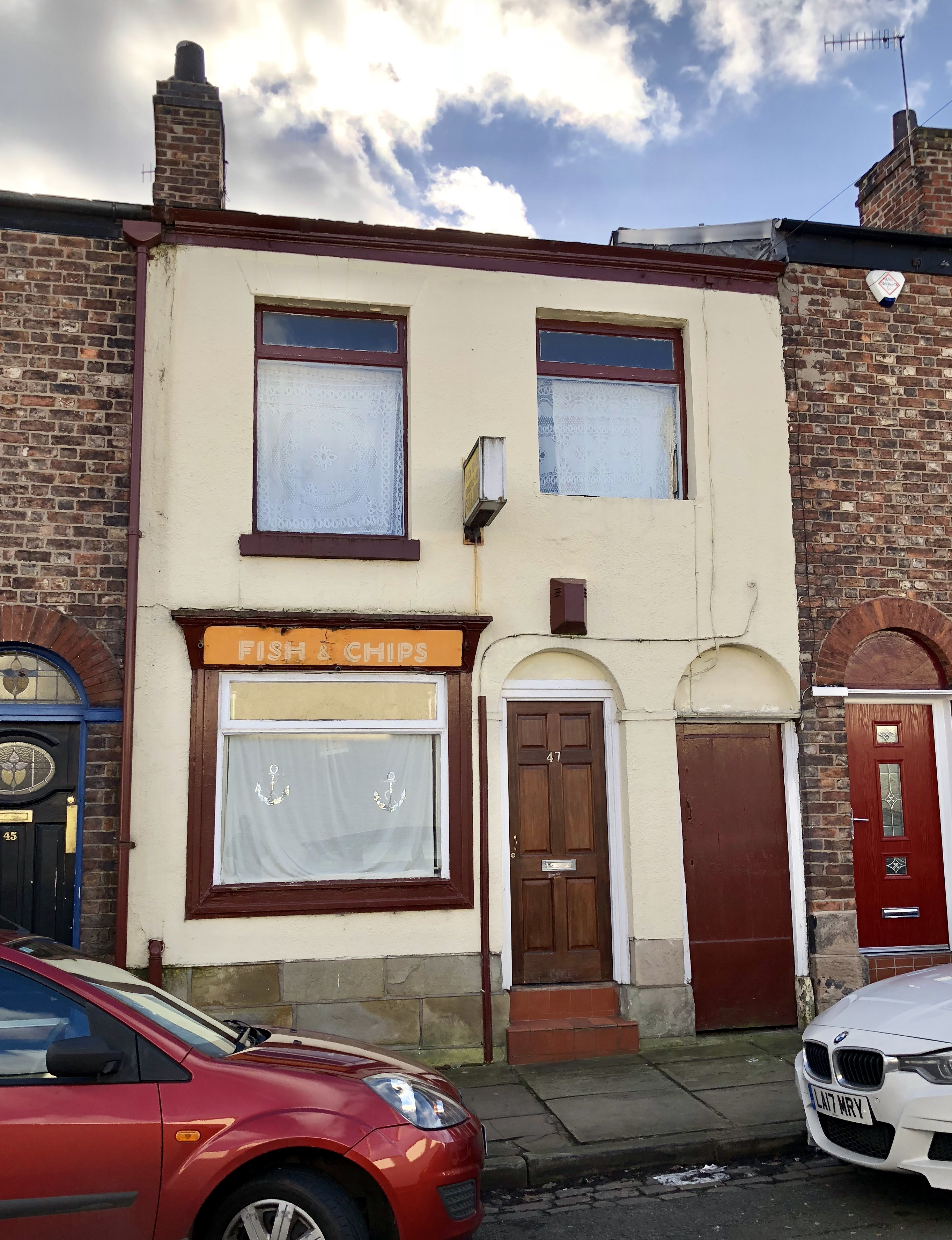 Property Auction Macclesfield
