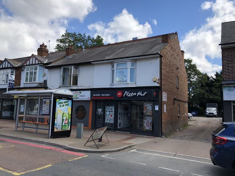 Commercial Property In Solihull 137 Stratford Road Sdl