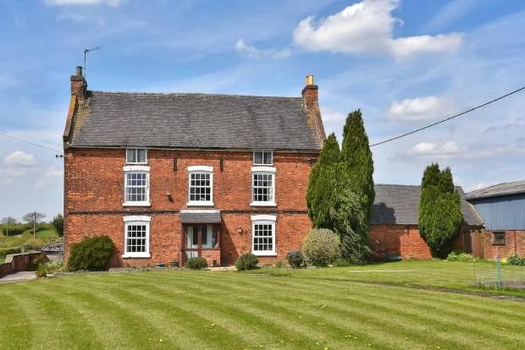 Detached House In Kirk Langley Hall Farm Sdl Auctions