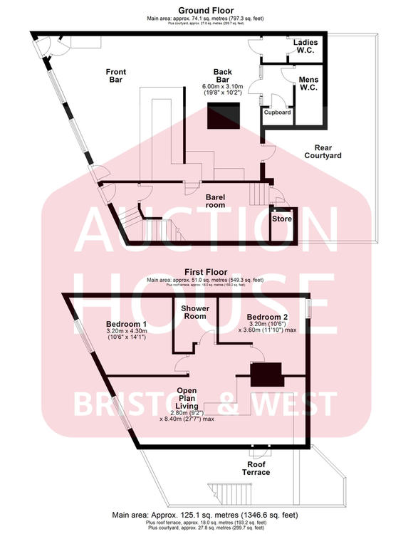 Property floor plan
