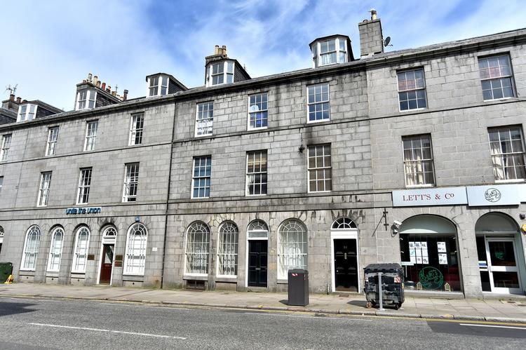 Flat in Aberdeen
