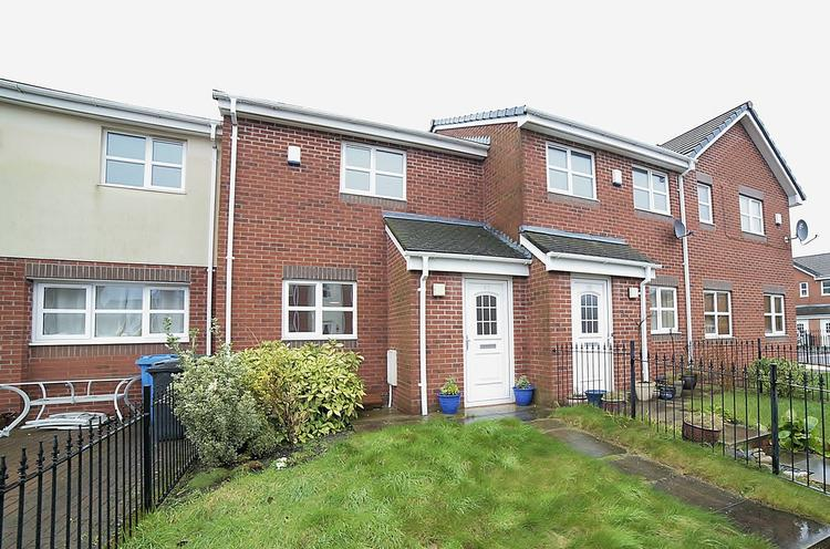 Terraced House in Manchester