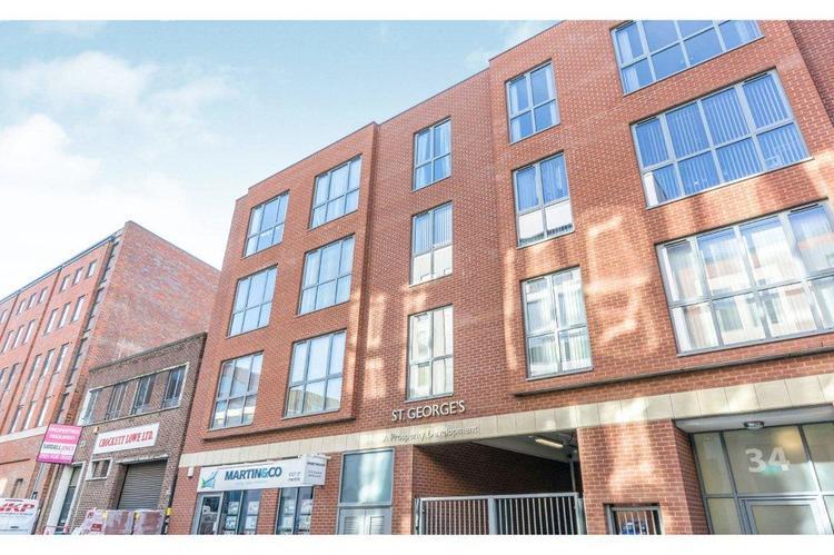 Apartment in Birmingham